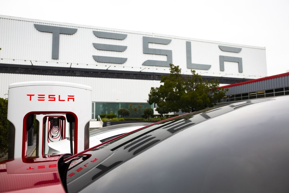Tesla Incorporated Stock