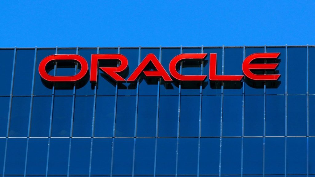 ORCL Oracle Corporation Stock