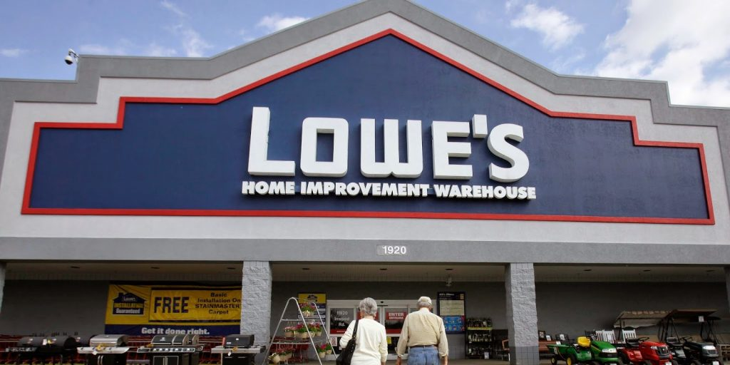 Lowes Companies Incorporated Stock