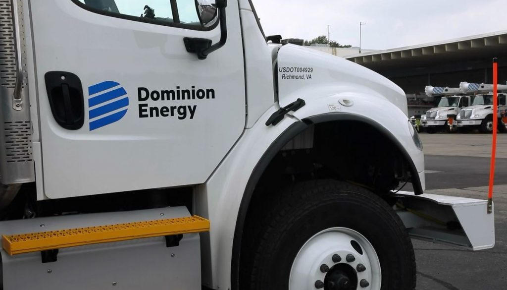 Dominion Energy Inc D Stock