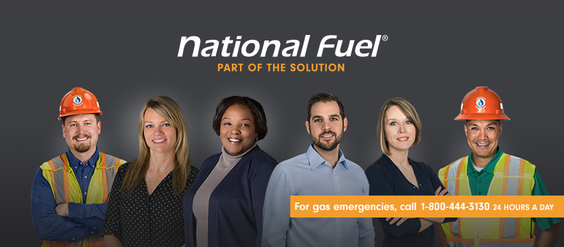 National Fuel Gas Corporation Stock NFG