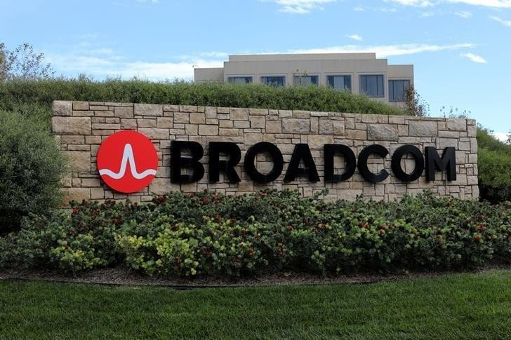 AVGO Broadcom Inc Stock