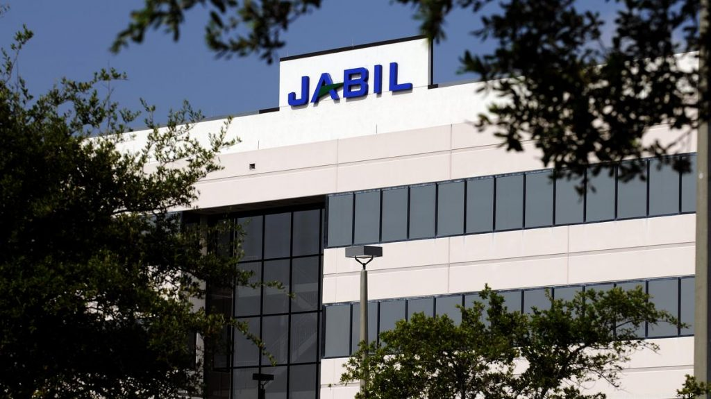 Jabil Circuit Stock