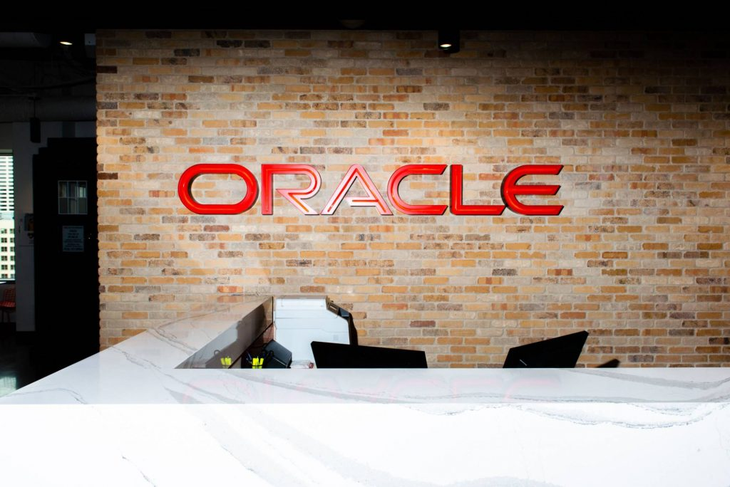 ORCL Oracle Corp Stock