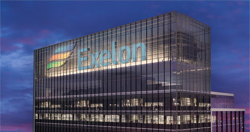 Exelon EXC Corp Stock