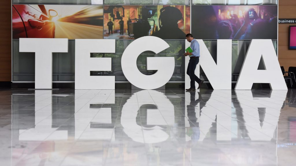 Tegna Inc TGNA Stock