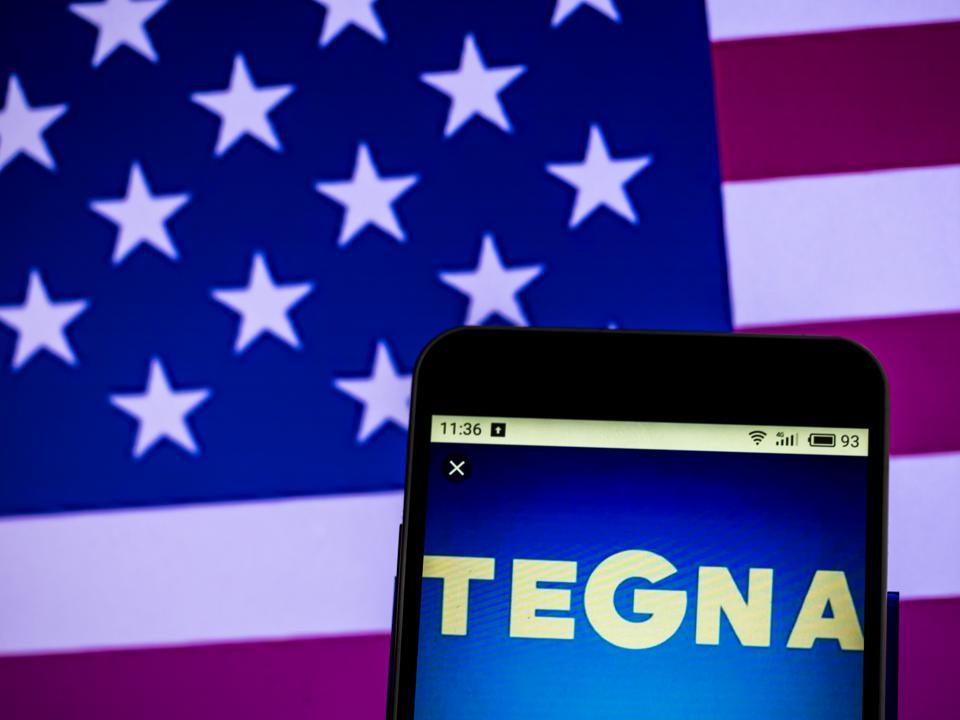 Tegna Incorporated TGNA Stock