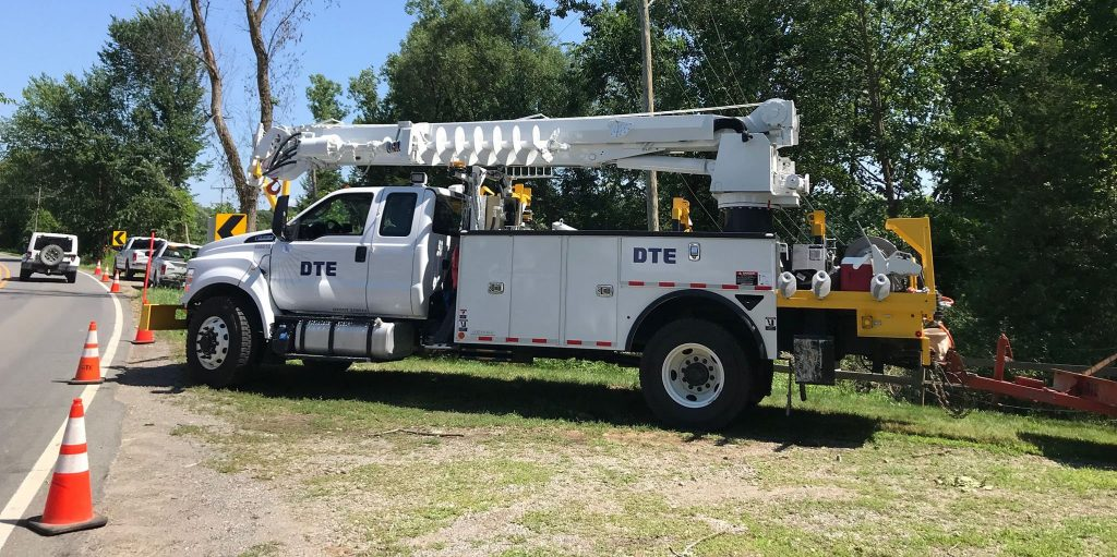 DTE Energy Company DTE Stock