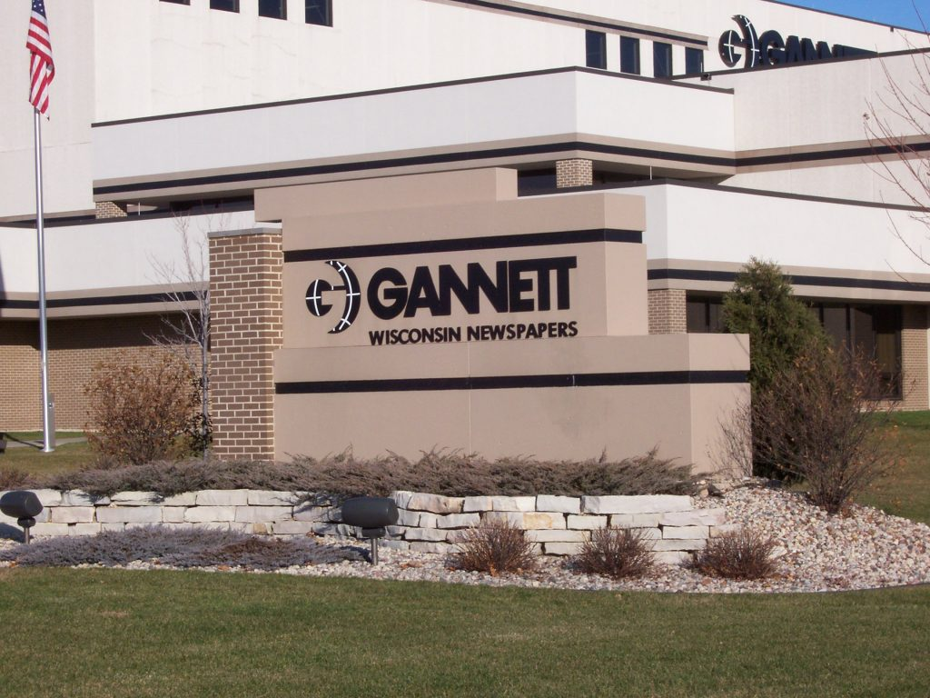 Gannett Co Stock