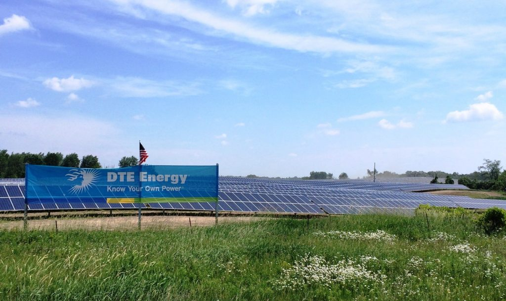 DTE Energy Co DTE Stock