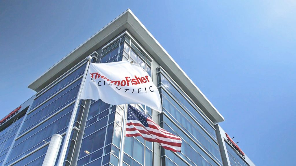 Thermo Fisher Stock