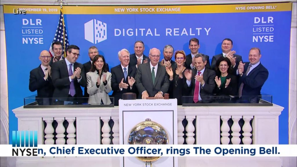 DLR Digital Realty Trust Stock