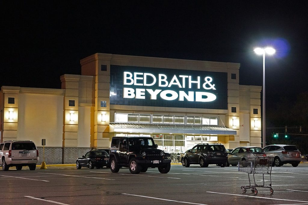 Bed Bath Stock