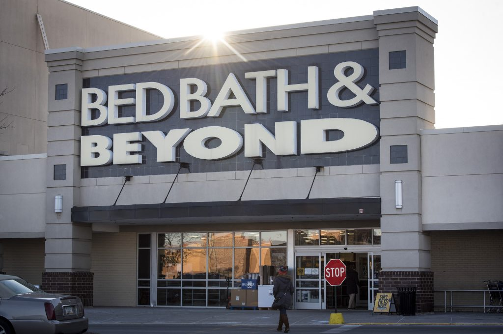 Bed Bath & Beyond Incorporated Stock