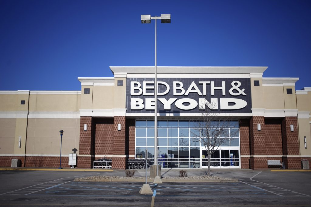 Bed Bath & Beyond Inc Stock