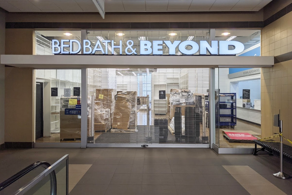 BBBY Bed Bath Stock