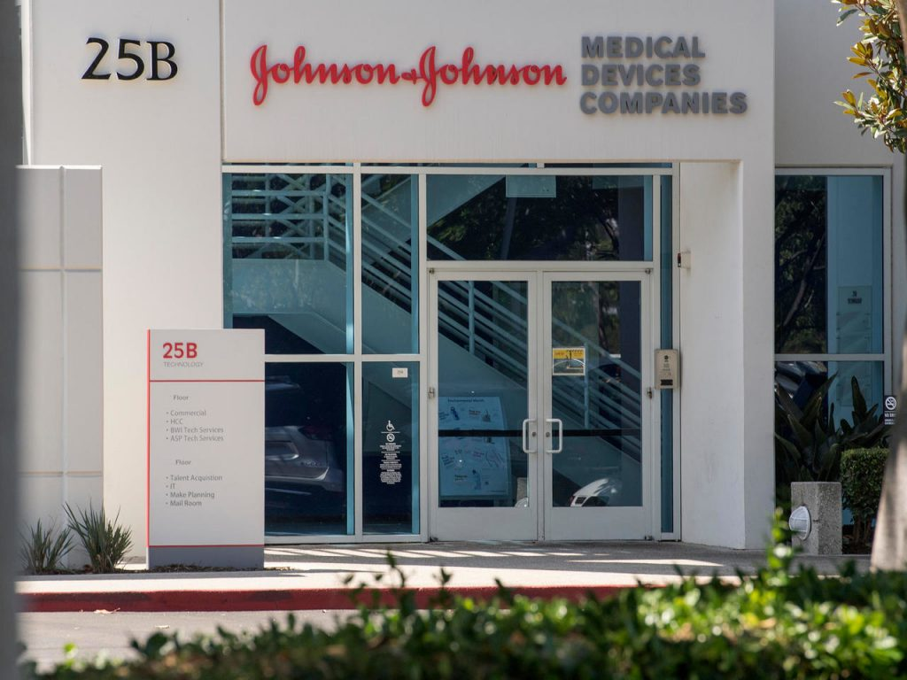 Johnson & Johnson Stock
