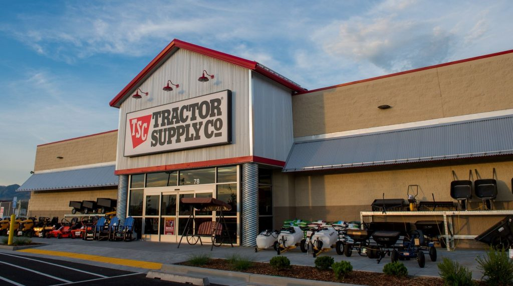 Tractor Supply Company Stock