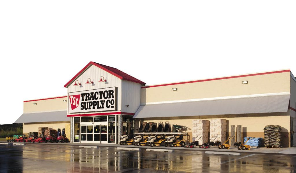 TSCO Tractor Supply Stock