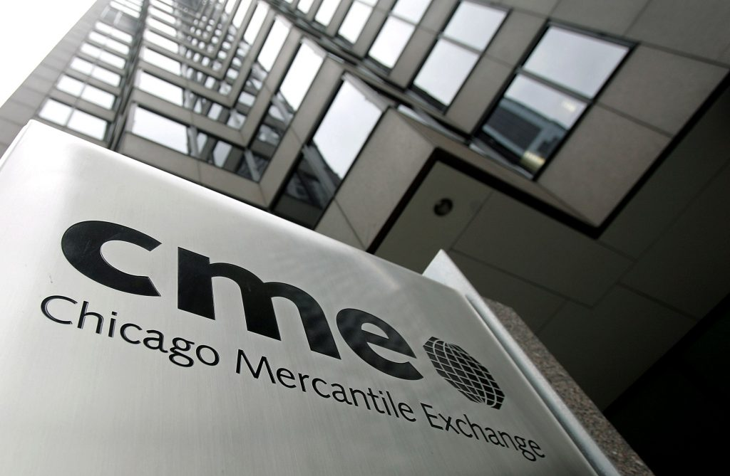 Cme Group Incorporated Stock