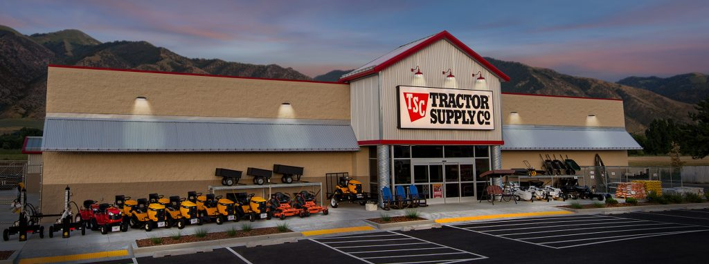 Tractor Supply Stock