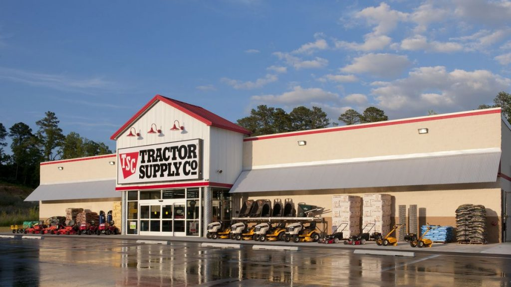 Tractor Supply TSCO Stock