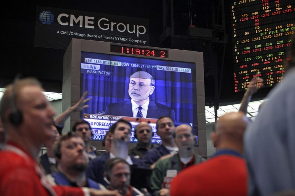 Cme Group Stock