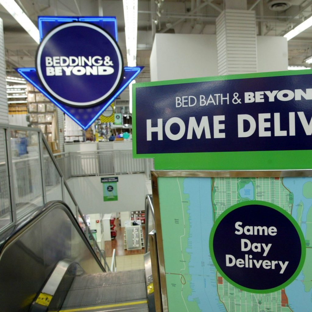BBBY Bed Bath & Beyond Stock
