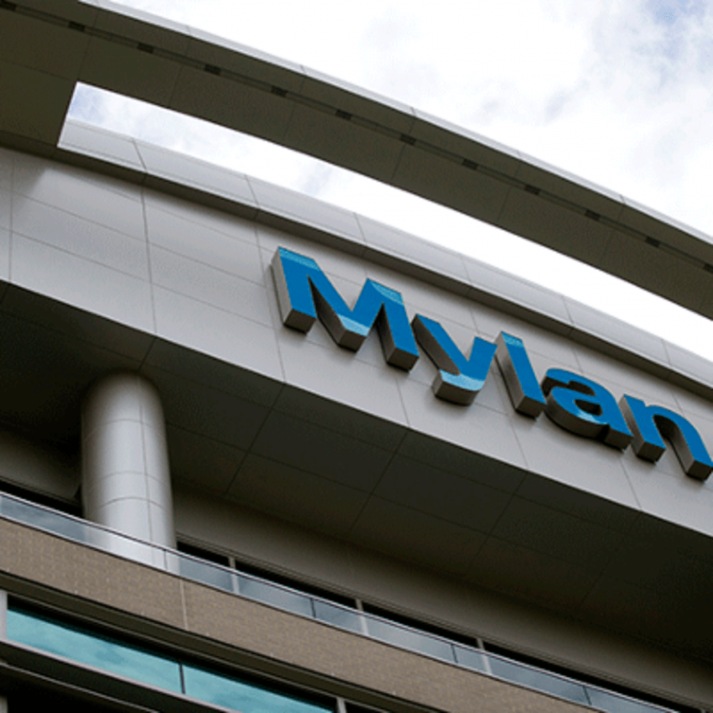 MYL Mylan MV Stock