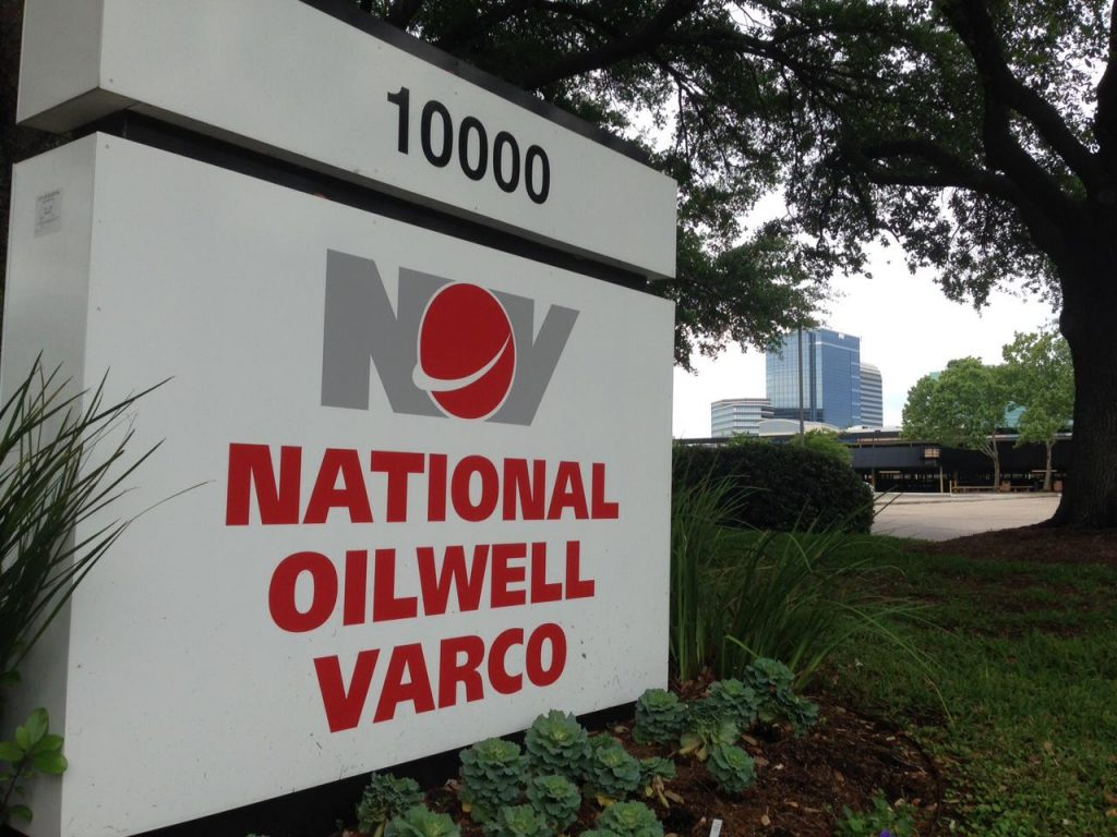 NOV Oilwell Varco Stock