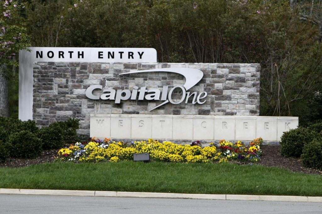 Capital One Financial Corporation Stock