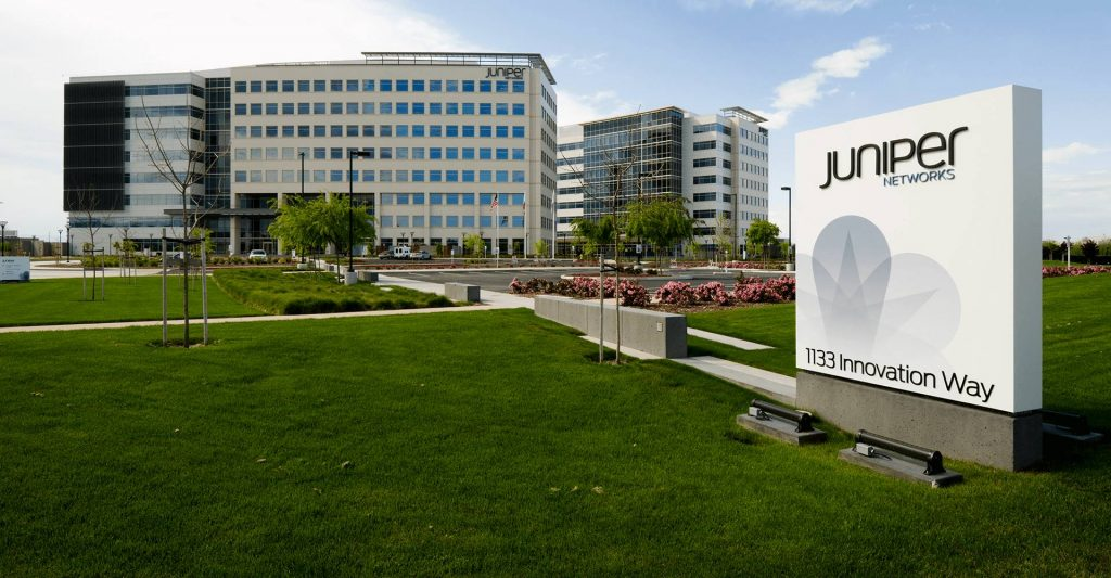 Juniper Networks Incorporated Stock