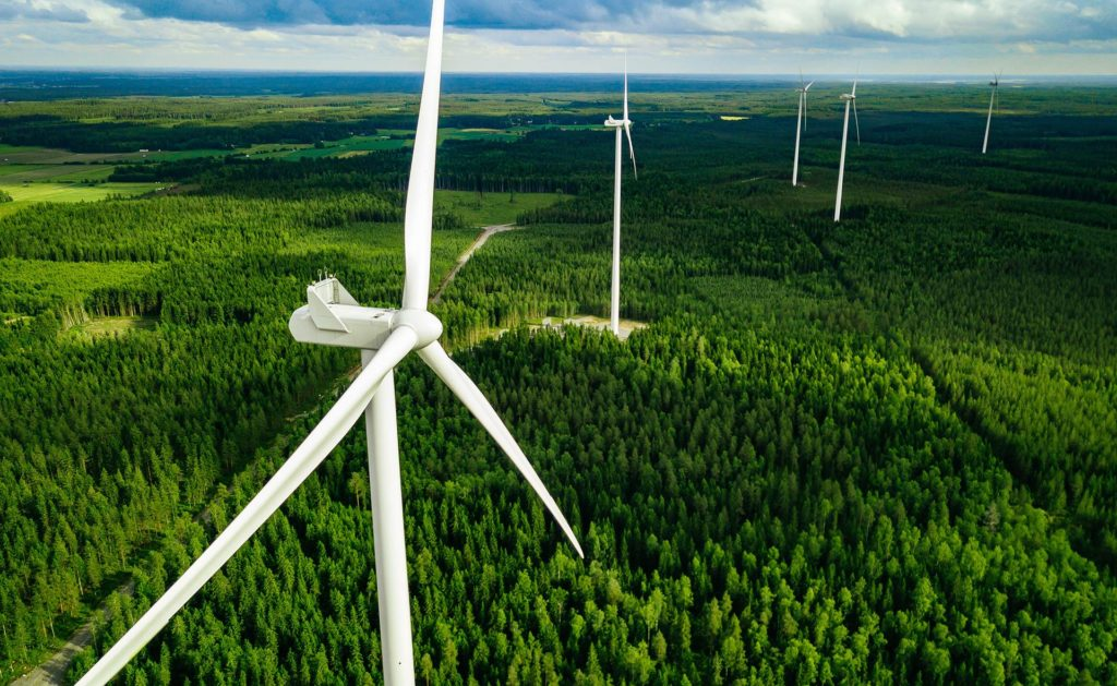 Companies are going green