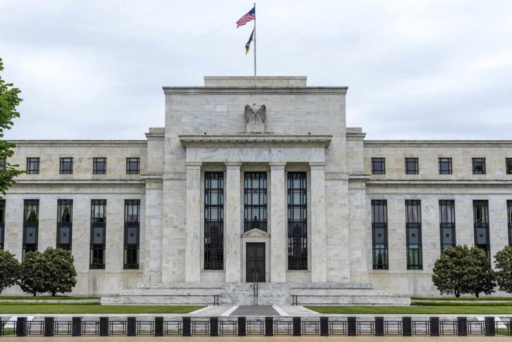 The Federal Reserve's meeting