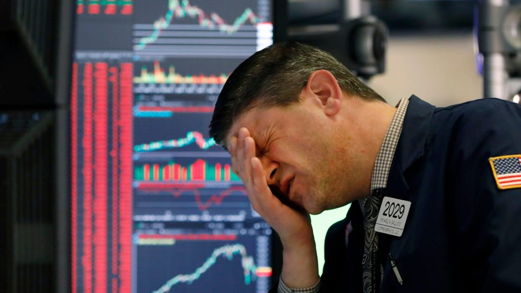 What to do during the market sells off