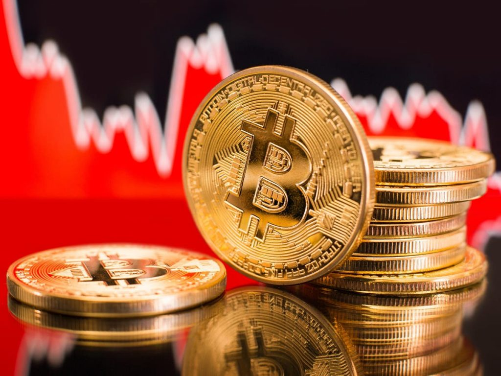 Bitcoin may collapse
