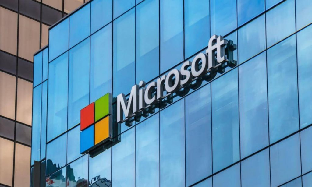 According to William Blair analyst Jason Ader, Microsoft is firing on all cylinders