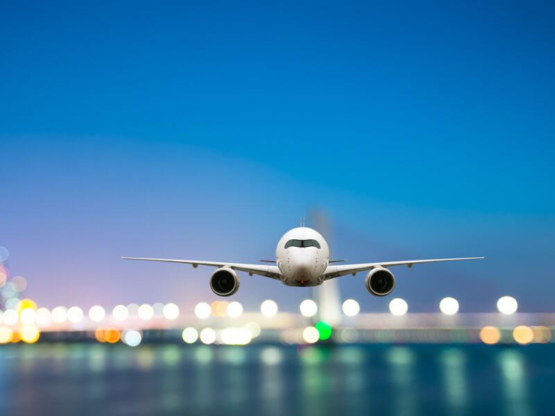 Airline stocks have taken a beating, with earnings recovery
