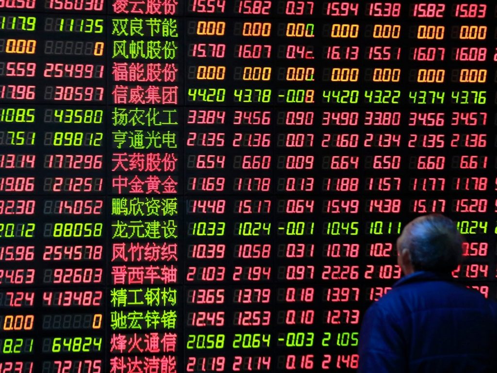 Are the stocks to buy Chinese ones