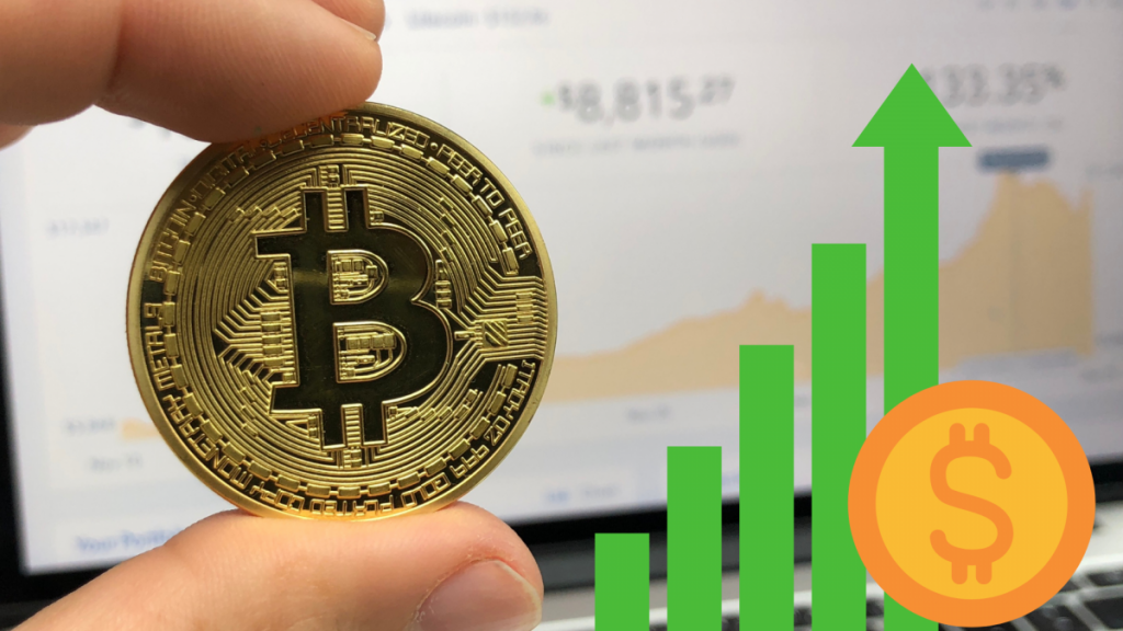 Bitcoin is heading to $100,000