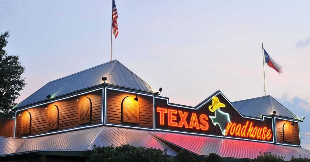 Texas Roadhouse stock is up 17.3 percent this year.