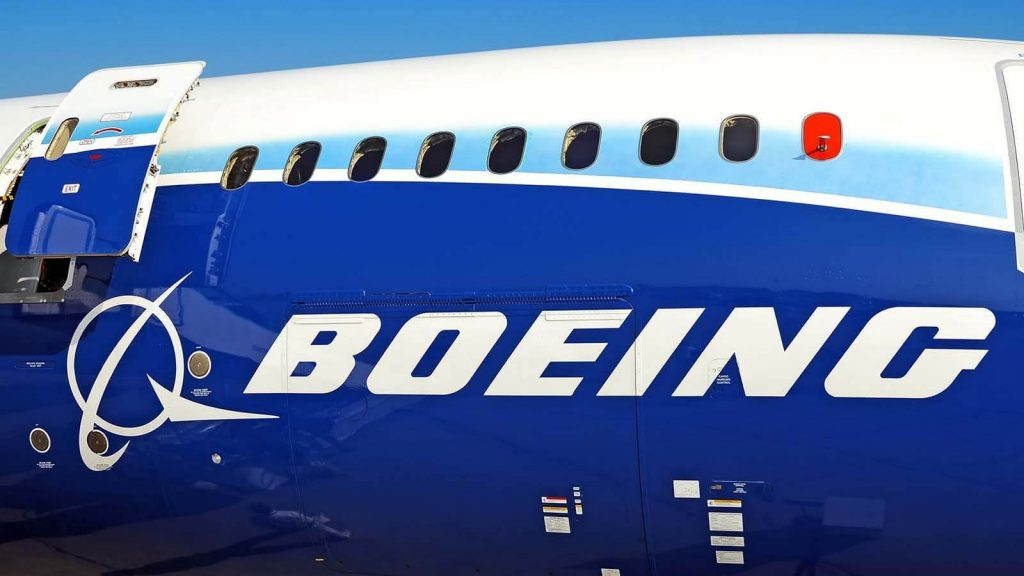 Boeing's stock is underperforming the market this year