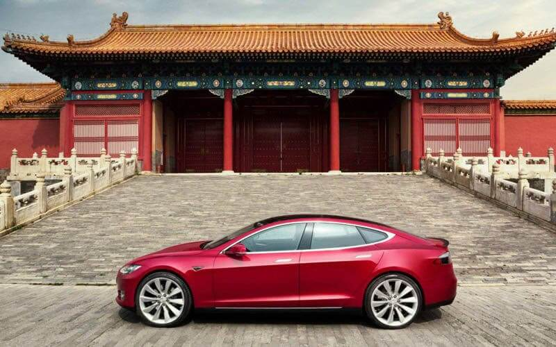 BofA thinks that Tesla (TSLA) could benefit from China