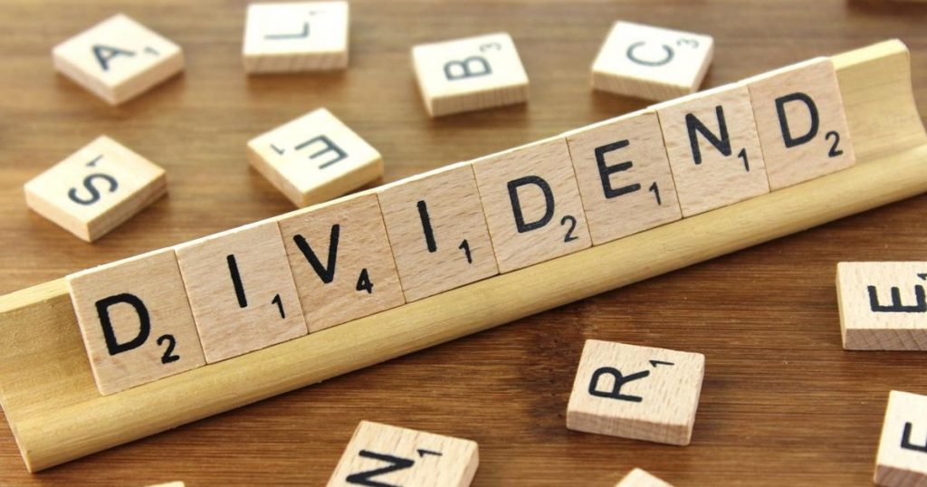 Dividend yields in a volatile September