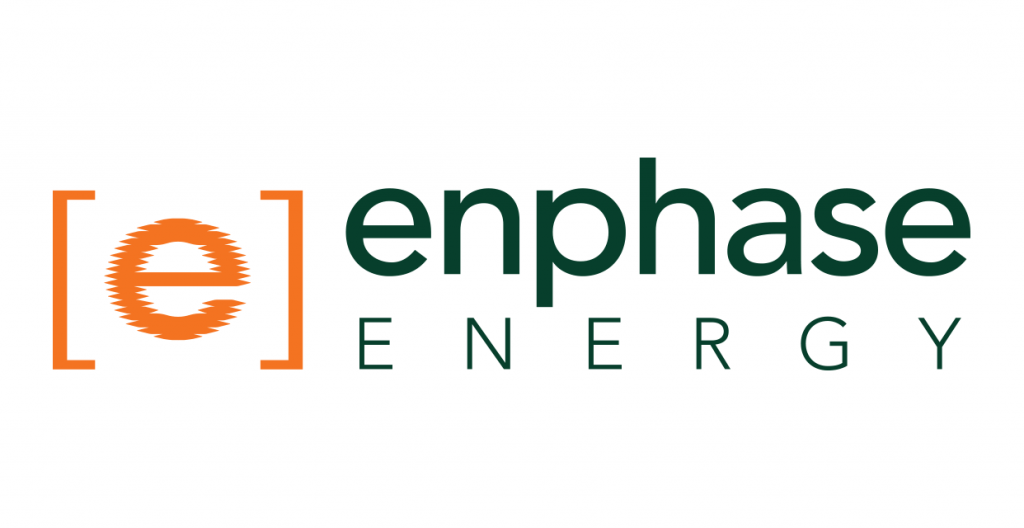 Enphase Energy stock with an overweight rating on Monday evening