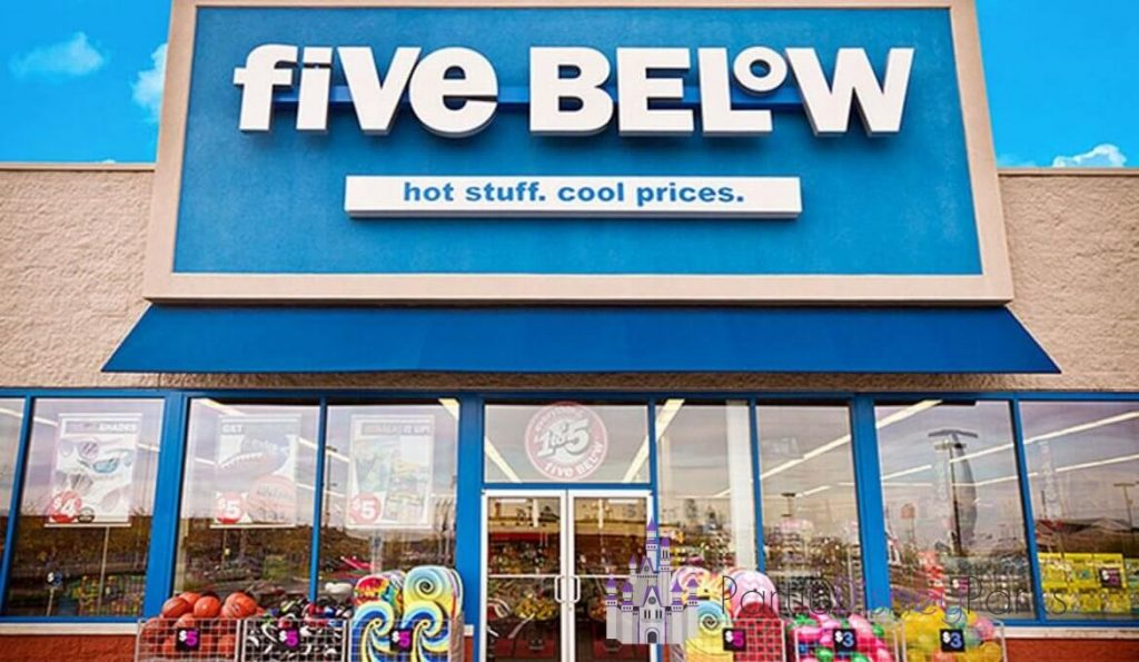 Five Below's stock was down 8% after the company's second-quarter revenue fell short of expectations
