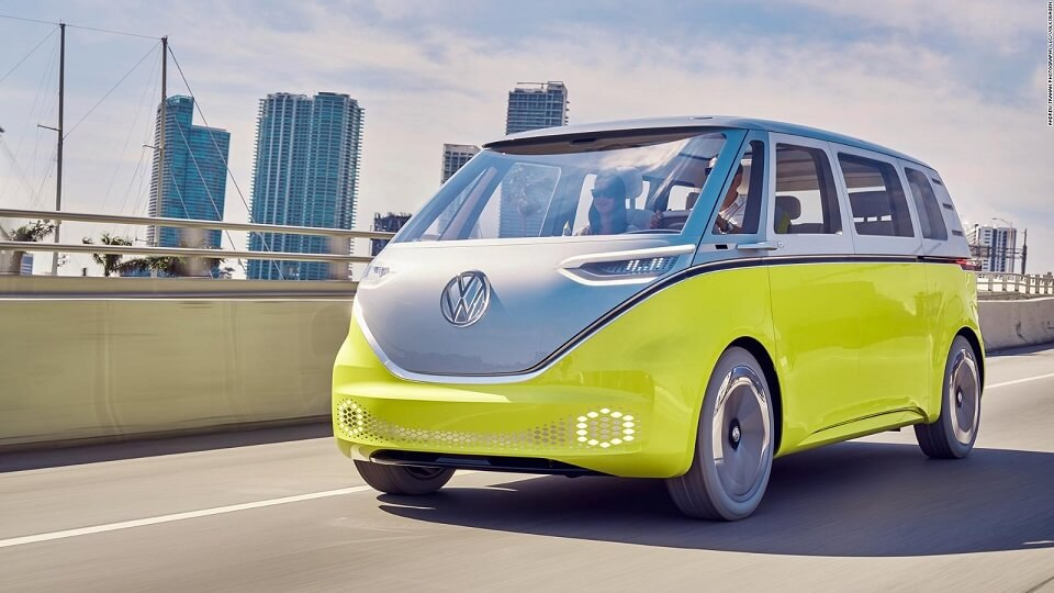 German auto giant Volkswagen has strong EV launches and high exposure to the Chinese market, the UBS analysts said.