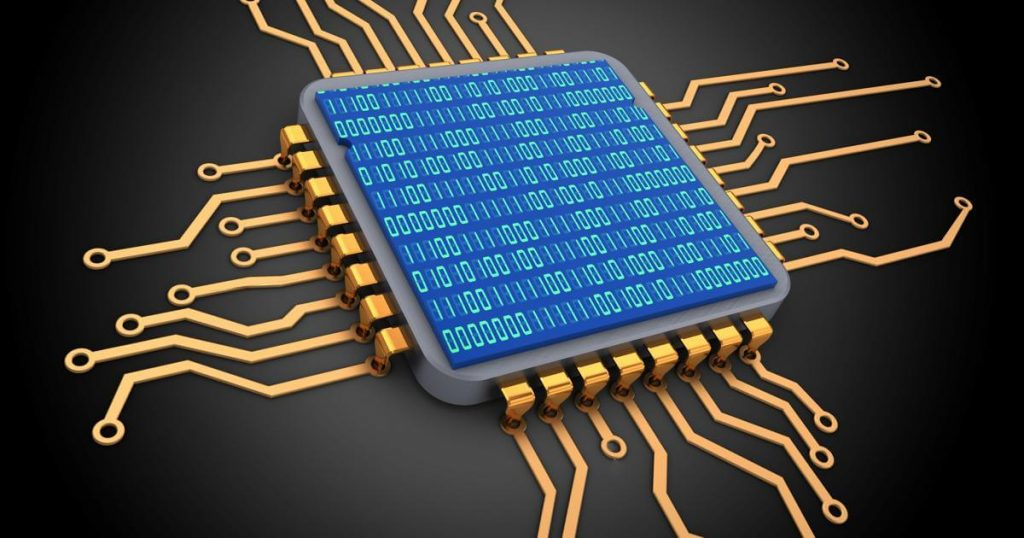 Surging semiconductor stocks