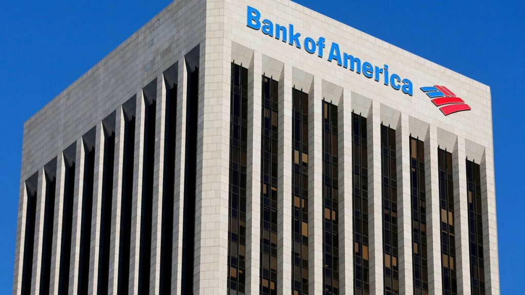 Bank of America recommendations