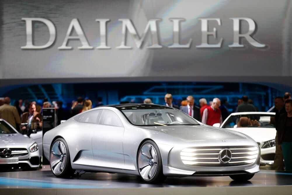 Daimler has reduced the fixed cost base of Mercedes-Benz